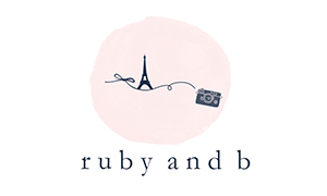 Ruby and B - Travel – Style – Food – Interiors