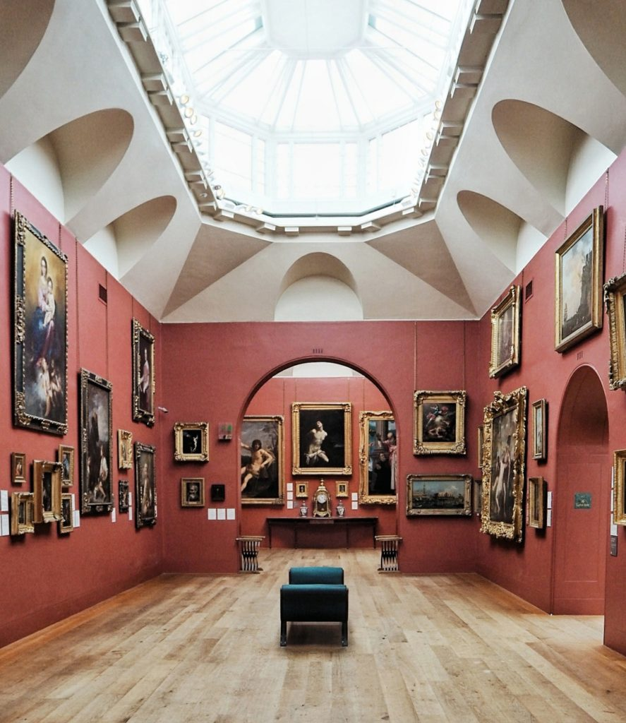 London itinerary, Dulwich Picture Gallery
