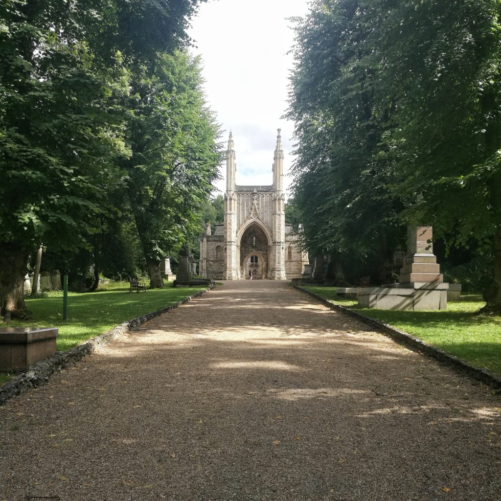 Things to do in London, Nunhead Cemetery