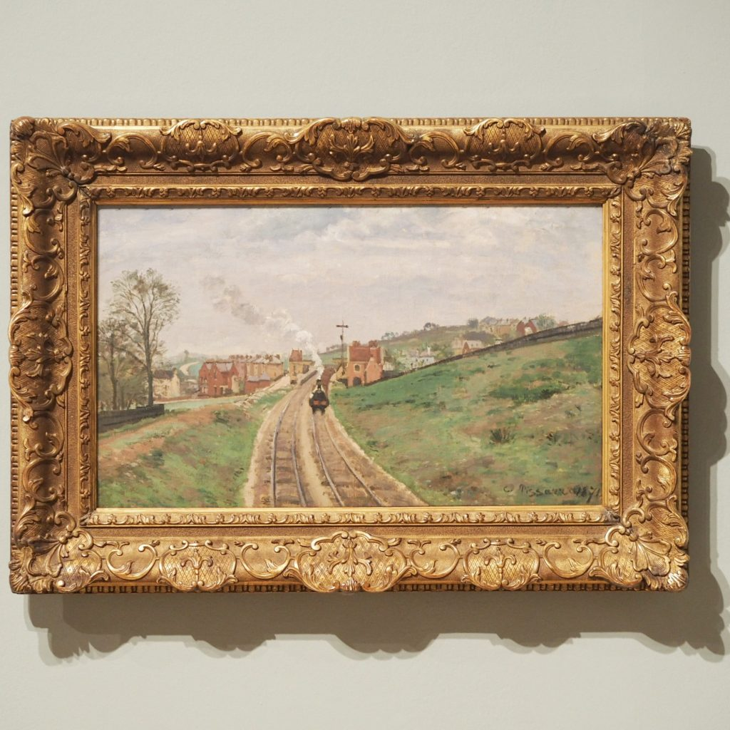 Pissarro, Tate Britain, The EY Exhibition Impressionists in London